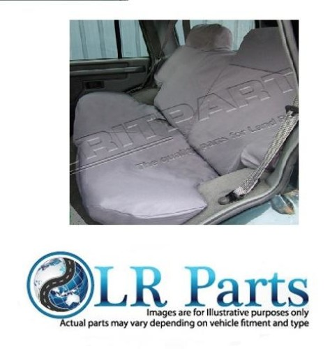 Land Rover Discovery 2 Rear Seat Covers With Armrest